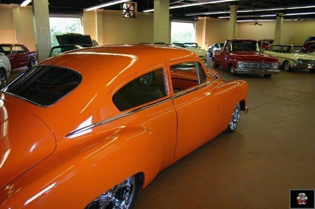 1949 Chevrolet Fleetliner