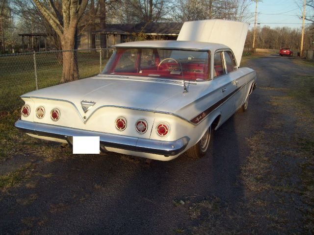 1961 1961 Chevrolet Impala For Sale
