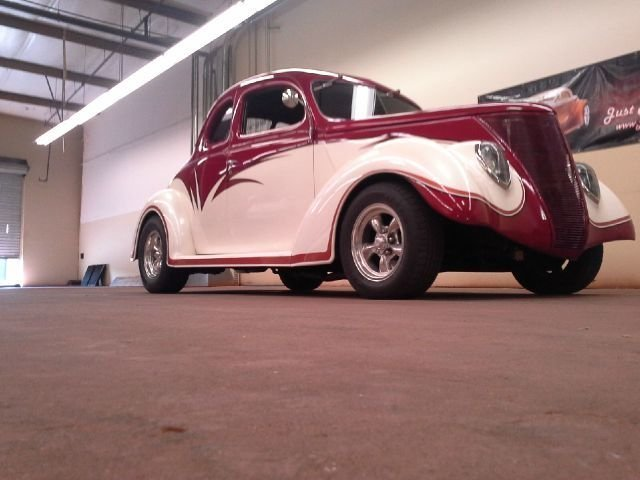1937 1937 Ford Coupe For Sale