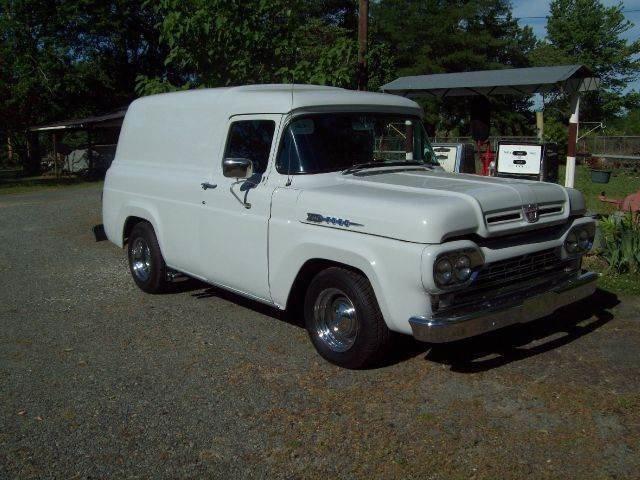 1960 Ford E-100