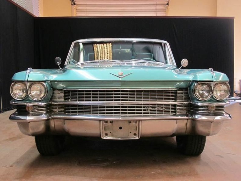 1963 Cadillac Coupe DeVille