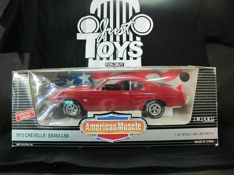 1970 Chevrolet Chevelle SS454 LS6