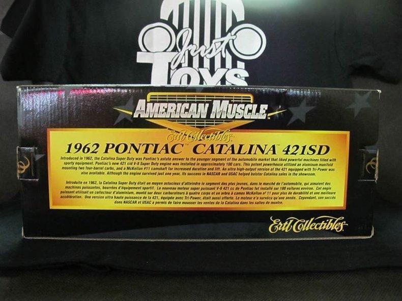 1962 PONTIAC CATALINA 421 SD