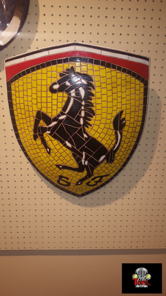 Ferrari Decorative Wall Hanger