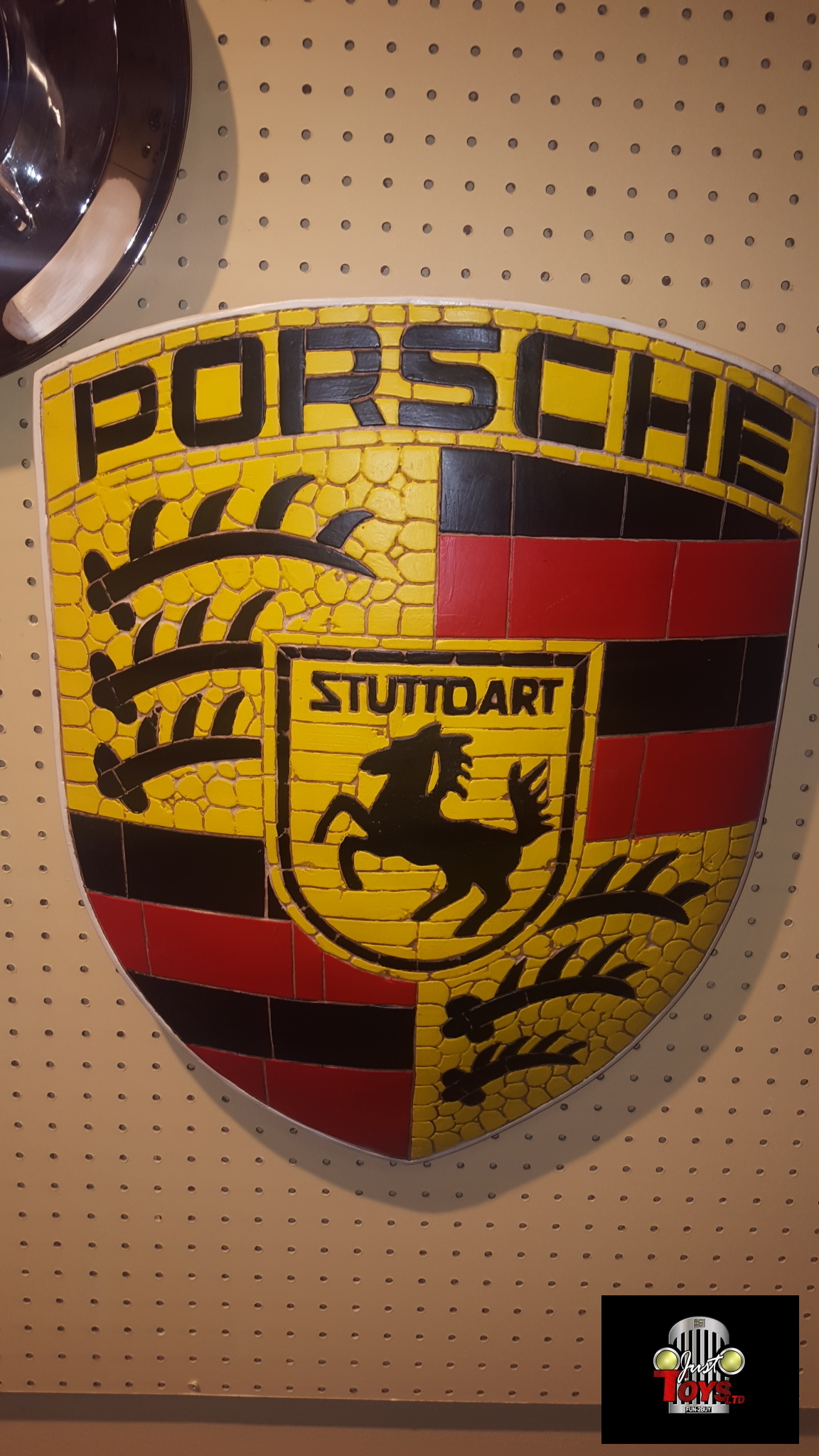 Porsche Decorative Wall Hanger