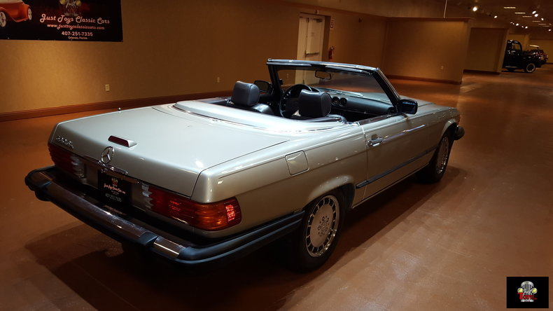 1988 1988 Mercedes-Benz 560 For Sale