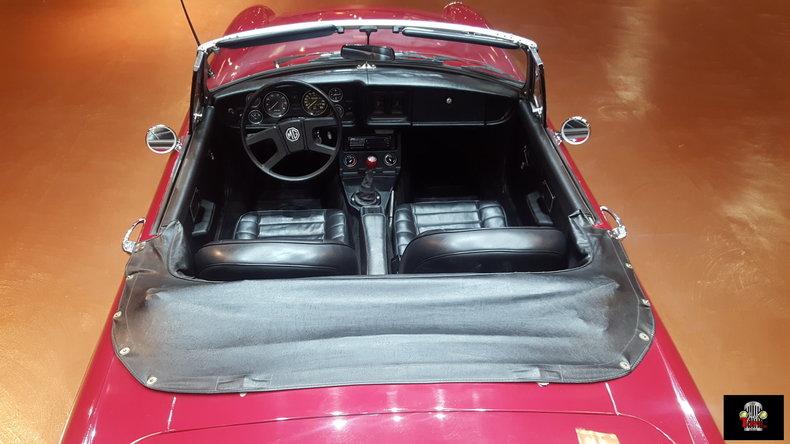 1978 MG MGB 19