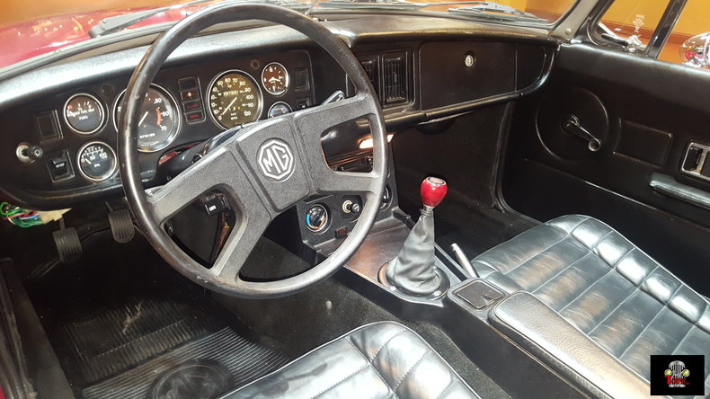 1978 MG MGB 41