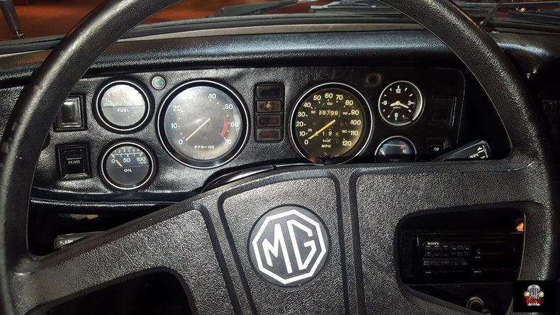 1978 MG MGB 42