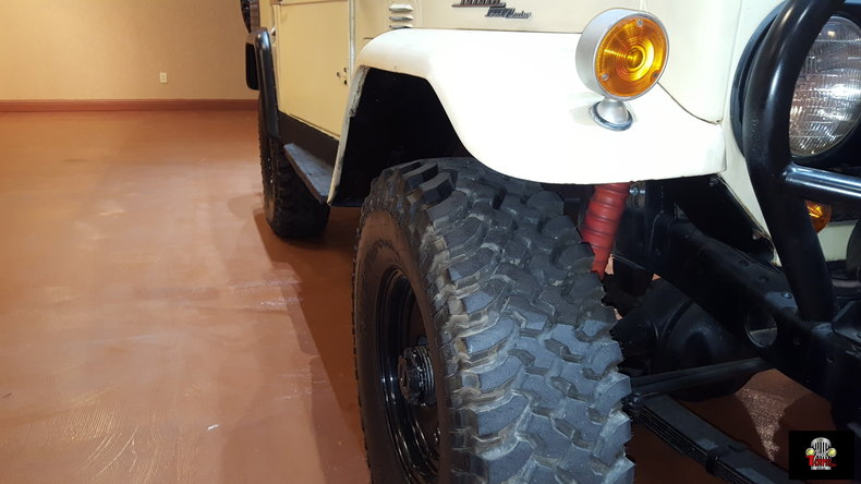 1966 Toyota Land Cruiser