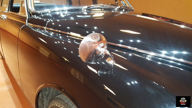 1962 Jaguar MarkII