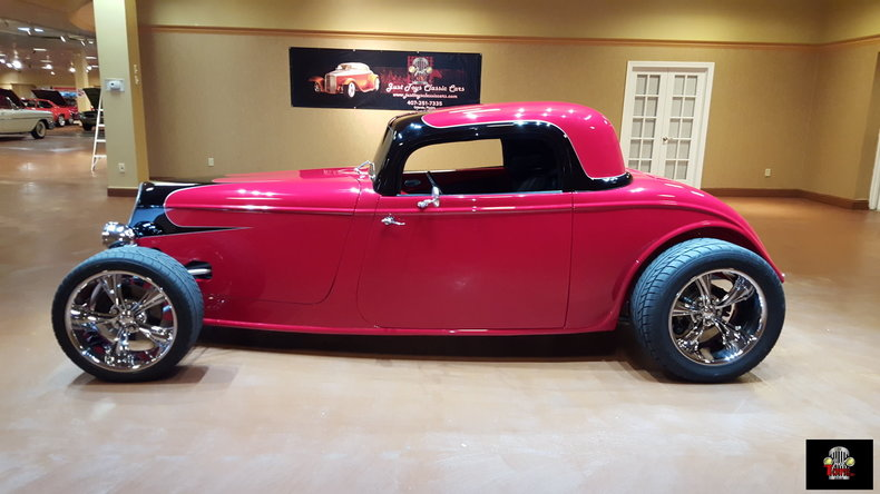 1933 Factory Five Street Rod