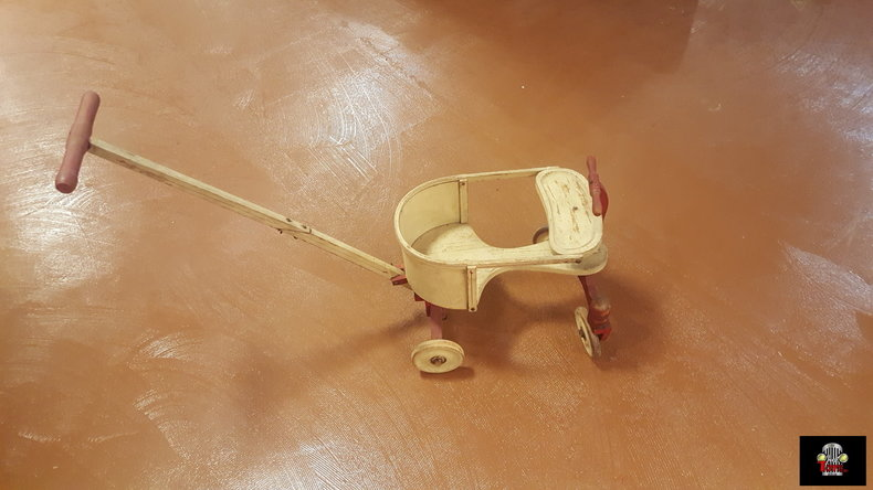 Baby Stroller Push Toy