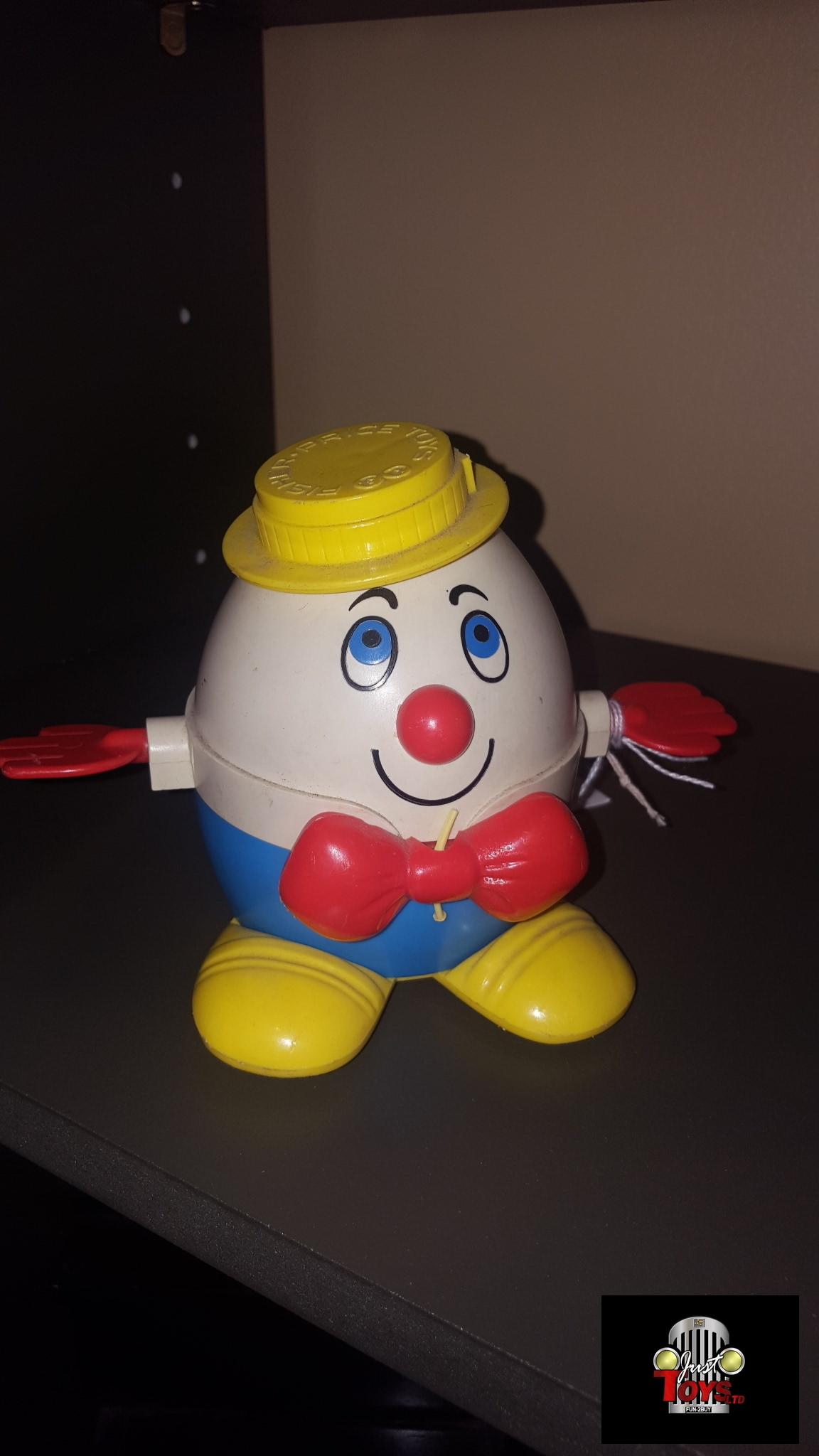 Humpty Dumpty Pull Toy
