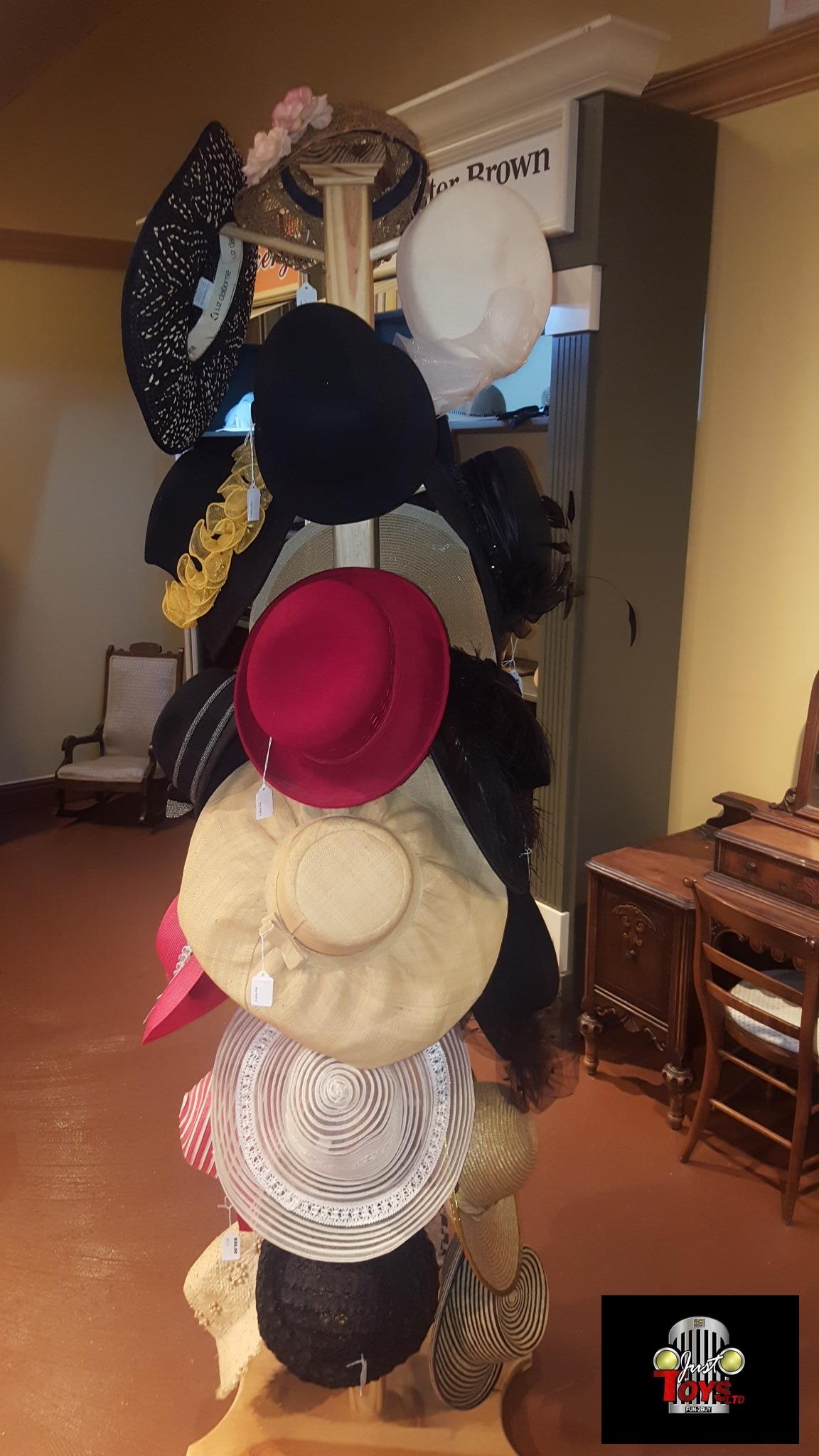 Vintage Womens Hats