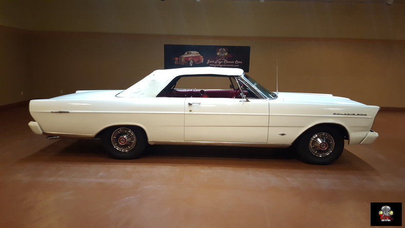 1965 Ford Galaxie 500 Convertible