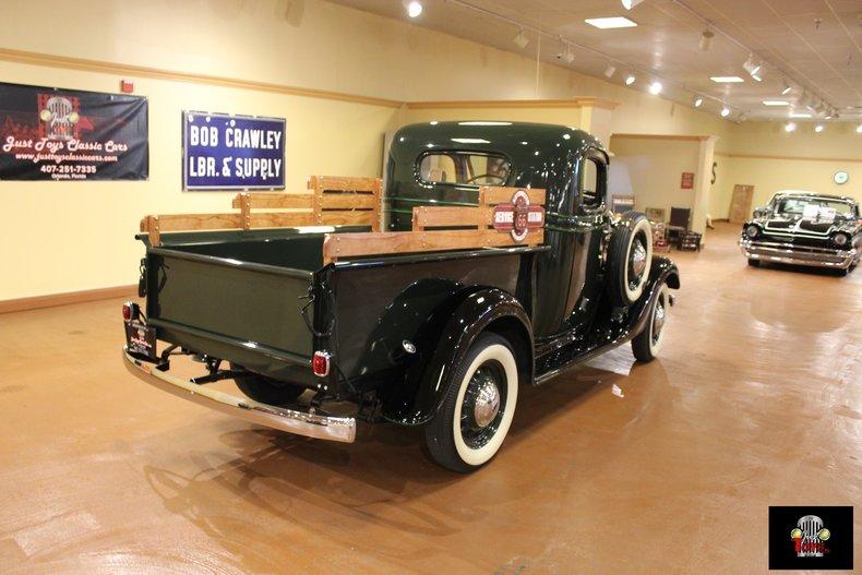 1936 Chevrolet 3-Window Pickup