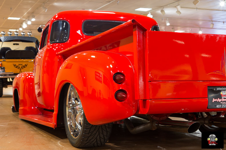 1949 Chevrolet 5-Window Pickup