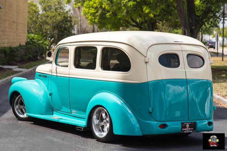 1946 Chevrolet Suburban