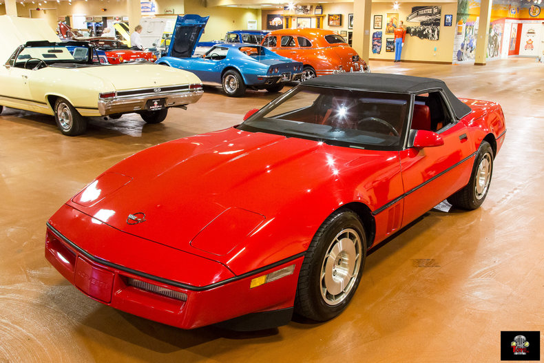 1986 Chevrolet Corvette