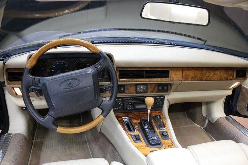 1995 Jaguar XJ-Series
