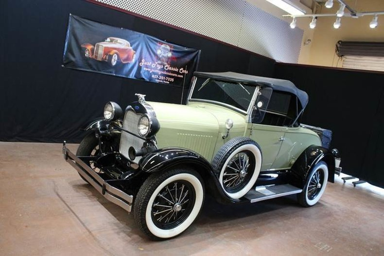1980 1980 Shay Model A For Sale