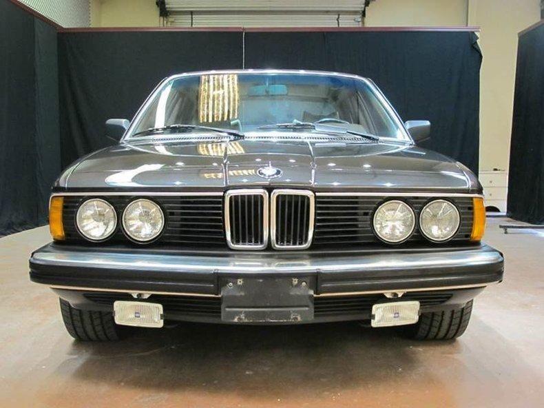 1985 BMW 7 Series