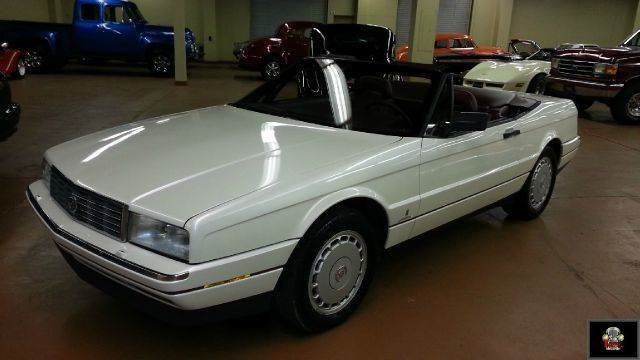 1990 1990 Cadillac Allante For Sale