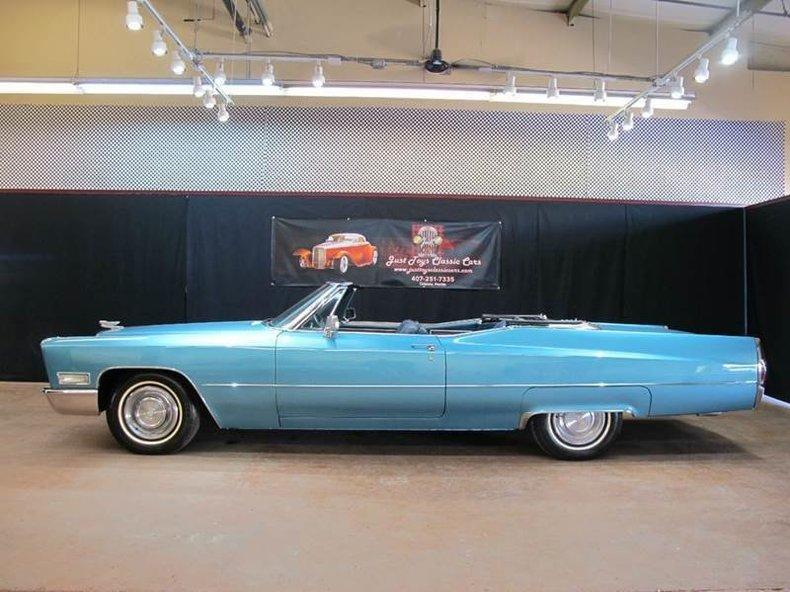 1968 Cadillac DeVille