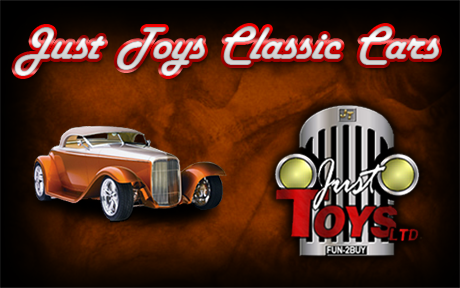 Financing Just Toys Classic Cars - Classic car financing