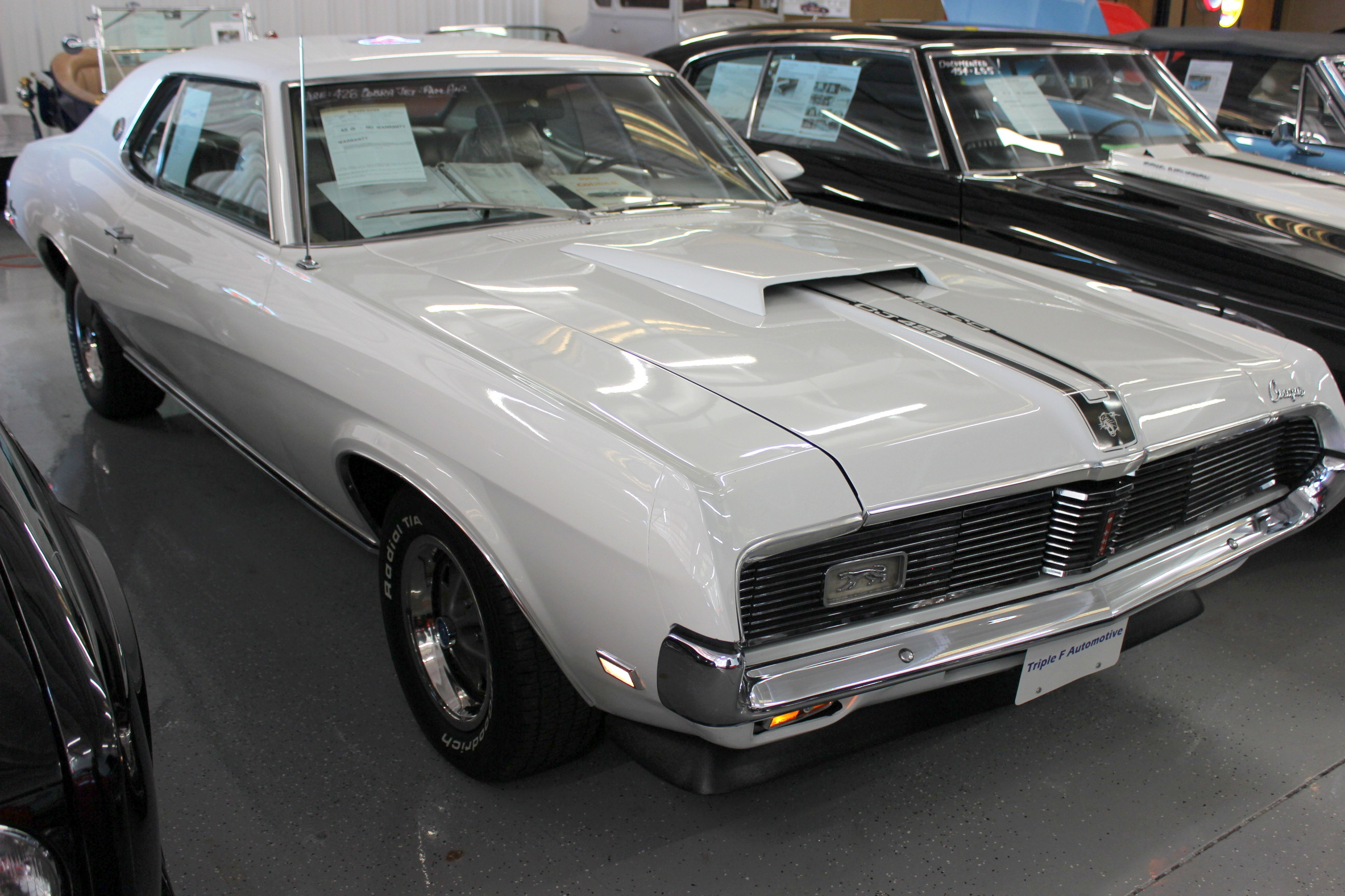 1969 Mercury Cougar Triple F Automotive