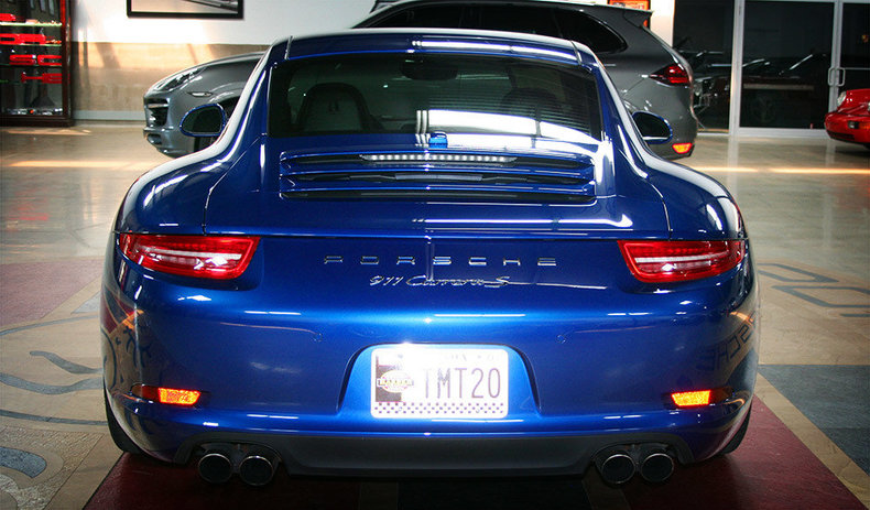 2012 2012 Porsche 911 Carrera S For Sale