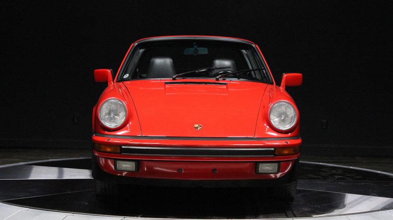 1986 Porsche Carrera Targa