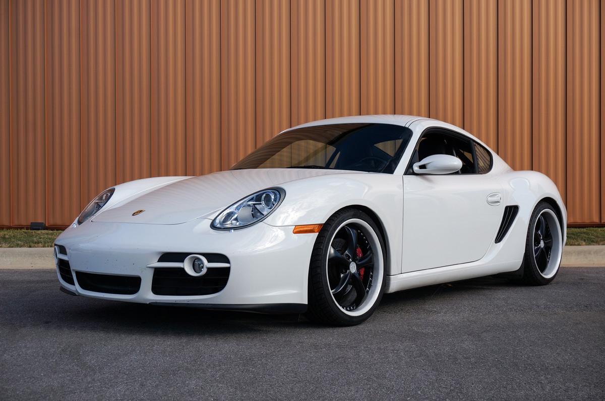 2006 Porsche CaymanS