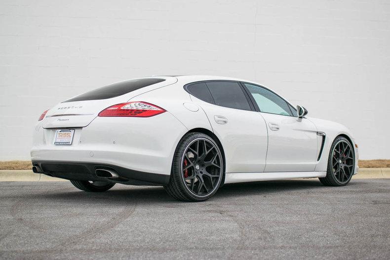 2011 2011 Porsche Panamera For Sale