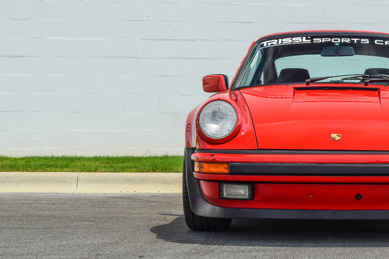 1987 1987 Porsche 930 Turbo For Sale