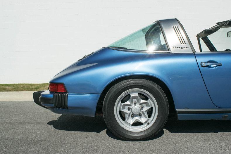 1974 1974 Porsche 911 Targa For Sale