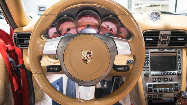2008 Porsche Carrera