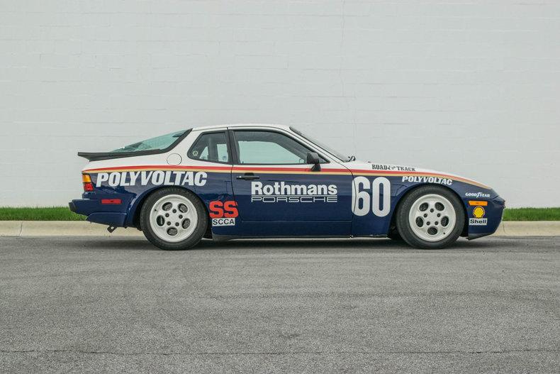 1987 Porsche 944 Turbo Cup Trissl Sports Cars Classic