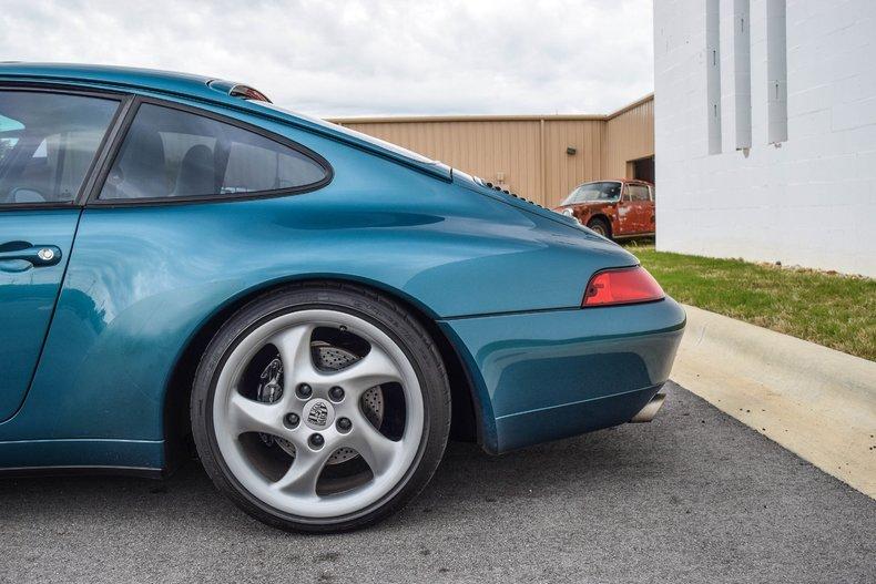 1996 Porsche Carrera