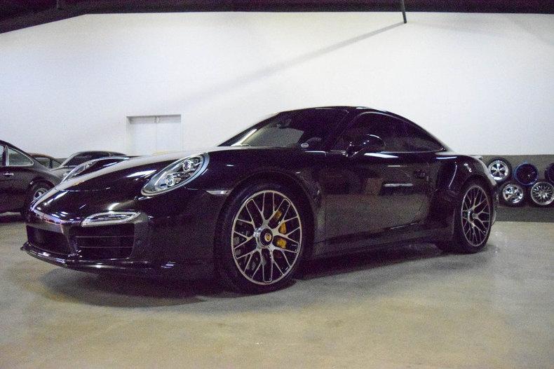 2014 2014 Porsche Turbo S For Sale