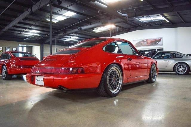 1989 Porsche 964 C4