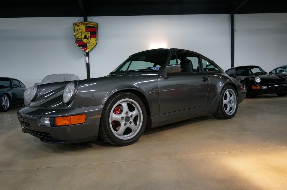 1991 Porsche C4