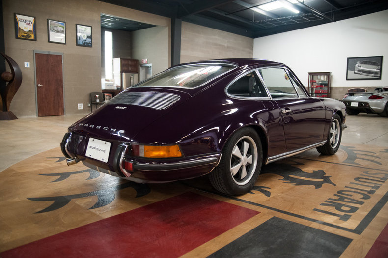 1972 1972 Porsche 911 T For Sale