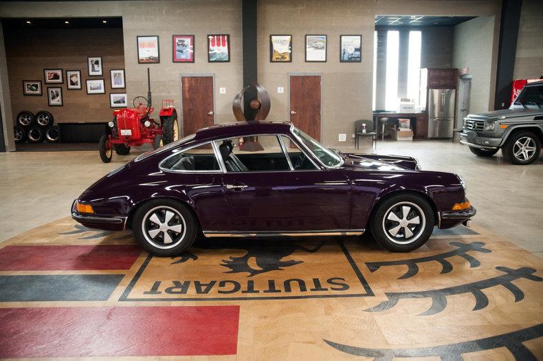 1972 Porsche 911 T