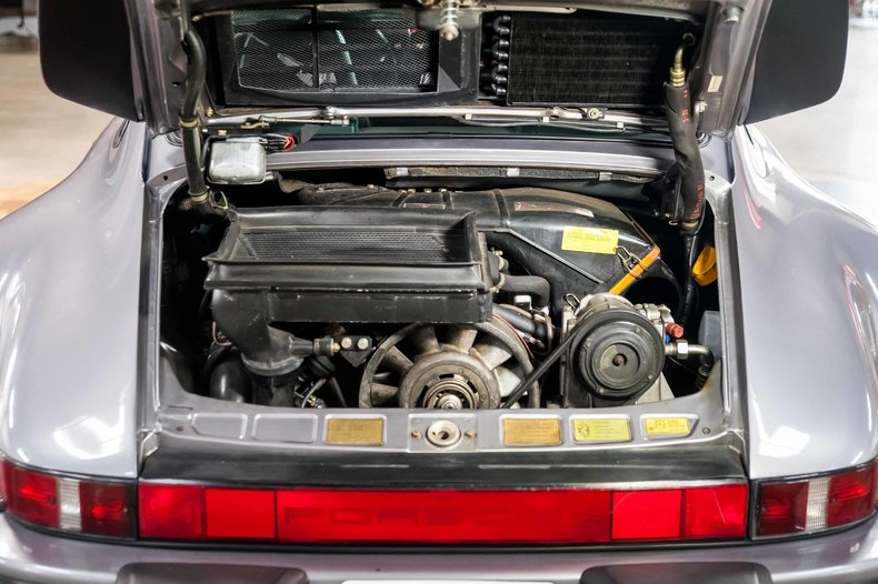 1987 1987 Porsche 911 Turbo For Sale