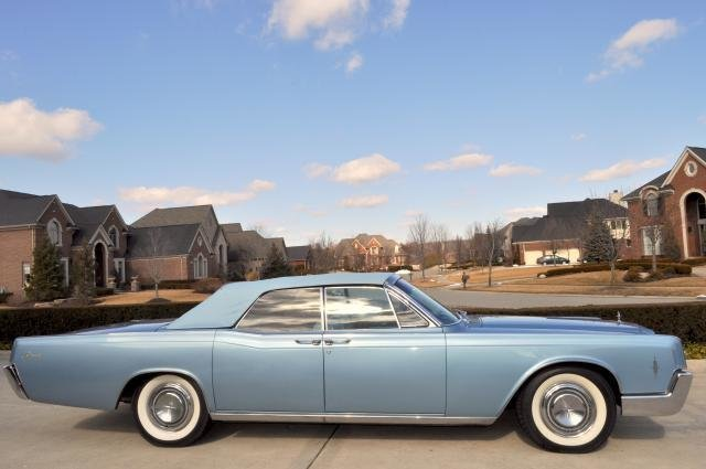1966 lincoln continental classic cars for sale michigan. Black Bedroom Furniture Sets. Home Design Ideas