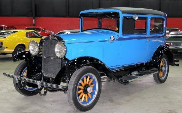 1930 Willys Whippet