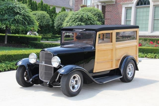 1930 Ford Woody
