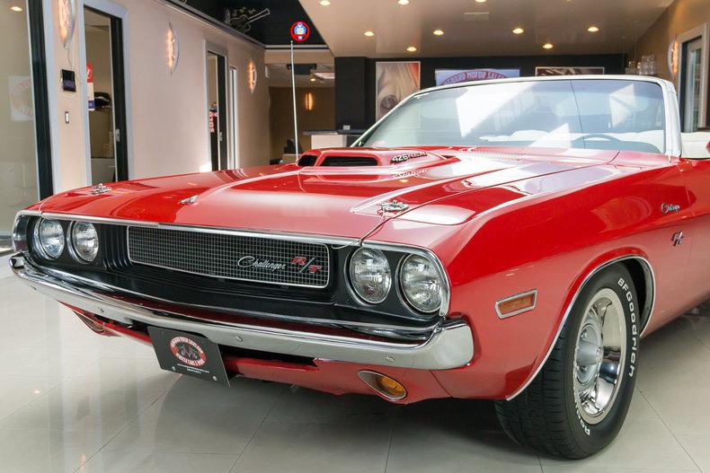 1970 Dodge Challenger Vanguard Motor Sales